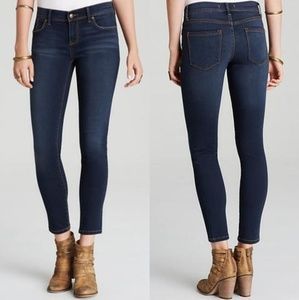 Free People Roller Ankle Skinny Jeans